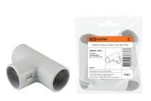 Тройник соед. для трубы 32 мм (5шт) TDM