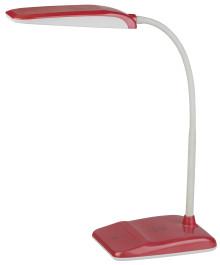 ЭРА наст.светильник NLED-447-9W-R красный