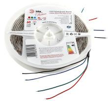 Лента светодиодная ЭРА LS5050-14,4-60-12-RGB-IP65-1 year-5m
