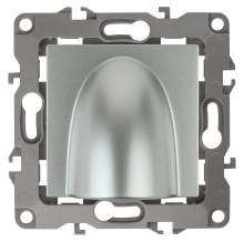12-6003-15  ЭРА Вывод кабеля, Эра12, перламутр