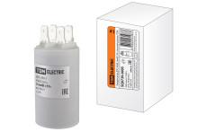 Конденсатор ДПС 450В, 3мкФ, 5%, плоский разъем, TDM