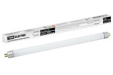 Лампа люминесцентная линейная двухцокольная ЛЛ-12/6Вт, T4/G5, 6500 К, длина 219,2мм  TDM