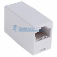 PROCONNECT Проходной адаптер RJ-45(8P8C), категория 5e