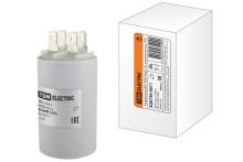 Конденсатор ДПС 450В, 8мкФ, 5%, плоский разъем, TDM