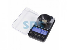 Весы карманные электронные от 0,01 до 500 грамм с чашей  REXANT