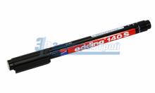 Маркер  E-140  permanent  0.3мм (для пленок и ПВХ) чёрный