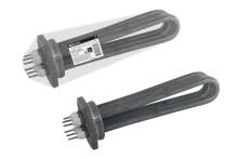 ТЭНБ-9,0кВт, вода (P), 220В (ТЭН-80, В, 13, 3,0кВт), уст.длина 400 мм, фланец G2,5, угл. сталь, TDM