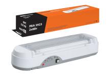 Светильник аварийный ЛБА 3923 непостоянный автономный, 3 ч., 2х8 Вт TDM