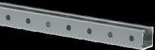 STRUT-профиль перфорированный 41x41х2800-1,5 HDZ IEK