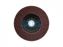 Круг лепестковый торцевой P 40, 125х22,2 мм REXANT