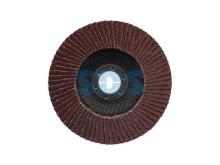 Круг лепестковый торцевой P 80, 125х22,2 мм REXANT