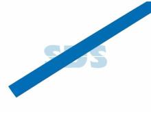 Термоусадка 9,0 / 4,5 мм, синяя (упак. 50 шт. по 1 м)  REXANT
