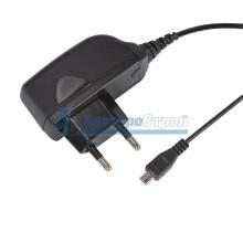 Сетевое зарядное устройство microUSB 220В (СЗУ) (5V, max: 2 500mA) шнур 1.2М  черное Rexant