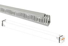 Кабель-канал перфорированный 25х40 перфорация 4/6мм TDM (40 м)