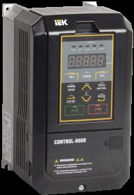 Преобразователь частоты CONTROL-H800 380В, 3Ф 7,5-11 kW IEK