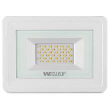 Светодиодный прожектор WFL-30W/06W белый  5500K 30 Вт SMD IP65 2500 Лм