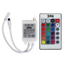 ЭРА Контроллер для свет. ленты RGBcontroller-12/24V-72W/144W (50/1800)