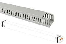 Кабель-канал перфорированный 50х50 перфорация 6/8 TDM (24 м)