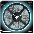 Лента LED 5050/30-SMD 7.2W  12V DC холодный белый IP66 (блистер 5м)